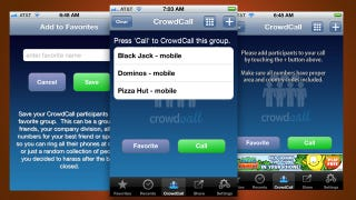 Illustration for article titled CrowdCall Is a Simple Way to Make Group Calls from Android and iPhone