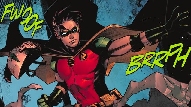 DC s Batman Family Just Got a Little More Queer