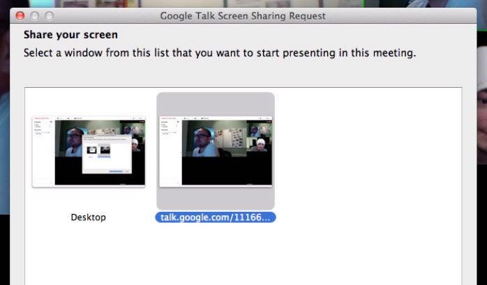 Google+ Hangouts Adds Screen Sharing, Google Docs