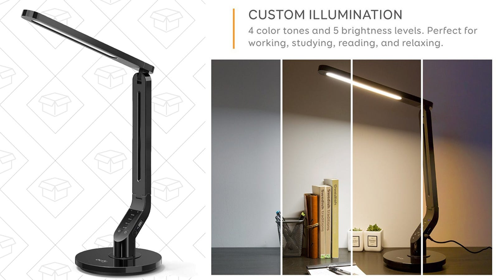 Save 20 On Your Favorite Led Desk Lamps