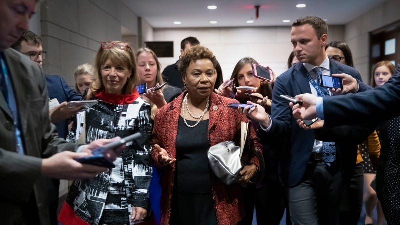 Illustration for article titled Barbara Lee May Finally Get Her Spot in House Leadership
