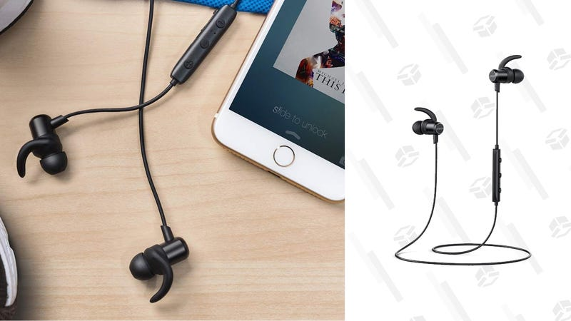 Anker SoundBuds Slim Wireless Headphones | $22 | Amazon