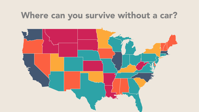 Can You Survive Without A Car In Virginia