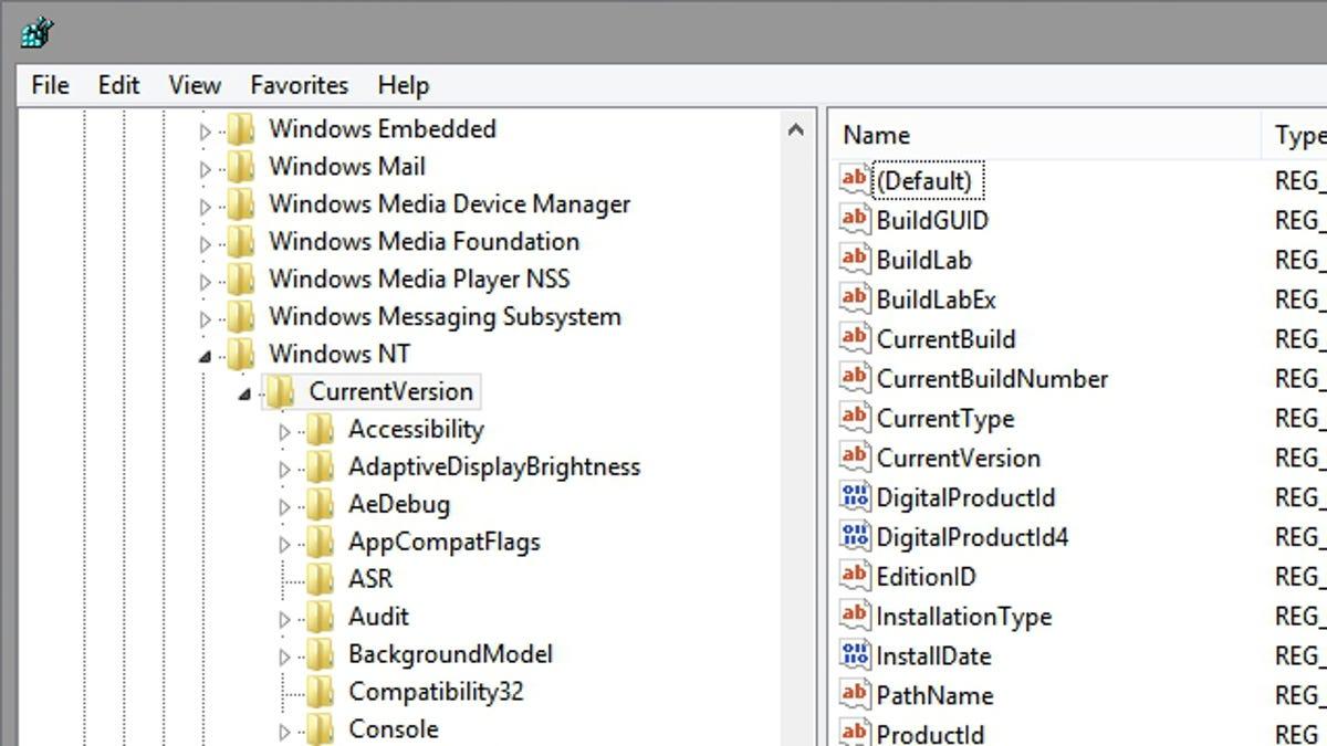 De-Mystifying the Dark Corners of Windows: The Registry