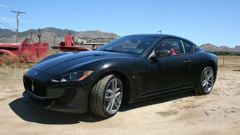 2012 Maserati Granturismo Mc First Drive