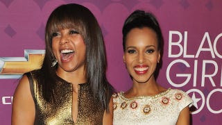 Illustration for article titled Kerry Washington Loves Taraji P. Henson As Much As You Do