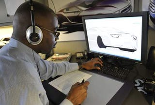 Illustration for article titled Ford Designers Get Musically Inspired During 2010 Taurus Design Process