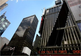 Illustration for article titled Walgreens Building Time Square's Largest Billboard