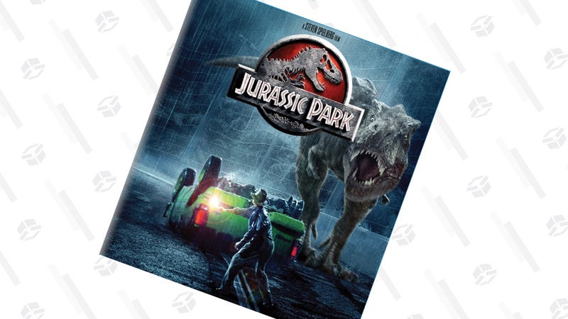 Jurassic Park | $4 | Amazon | Prime members only
