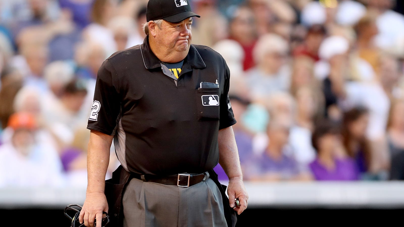 Umpire Joe West Suspended Three Games For Calling Adrian Beltre The Biggest Complainer In Baseball