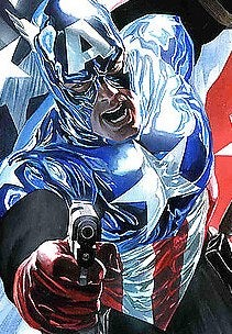 Illustration for article titled Captain America Still Part Of The Greatest Generation