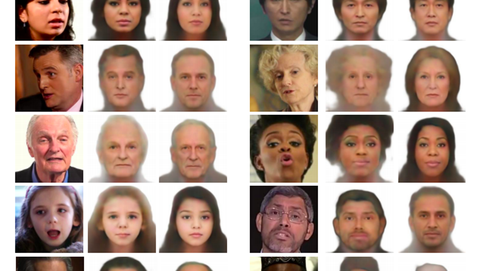 An Algorithm Generated Eerily Accurate Portraits Based Only On Someone's Voice