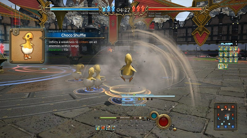 How To Play Final Fantasy XIV's New Strategy Mini-Game, Lord Of