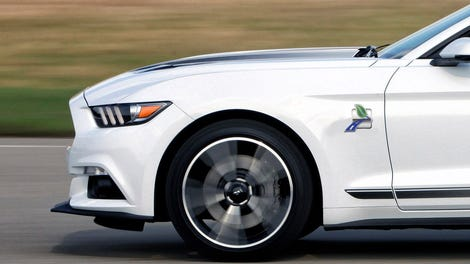 Why The Hybrid Ford Mustang Is Car Enthusiasts Have Been Waiting For