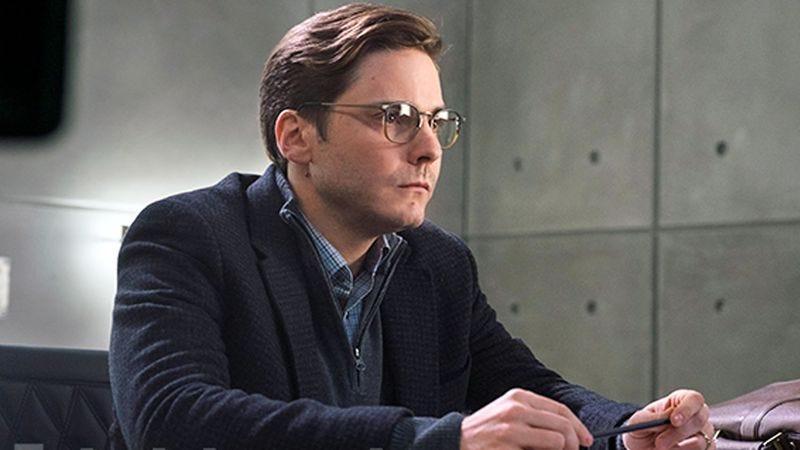 Daniel Bruhl as Helmut Zemo in Captain America: Civil War