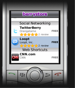 Illustration for article titled Blackberry App Store Already Has Third Party Competition in BerryStore