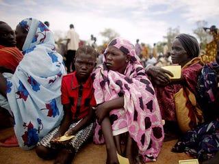Sudanese refugees (NPR)