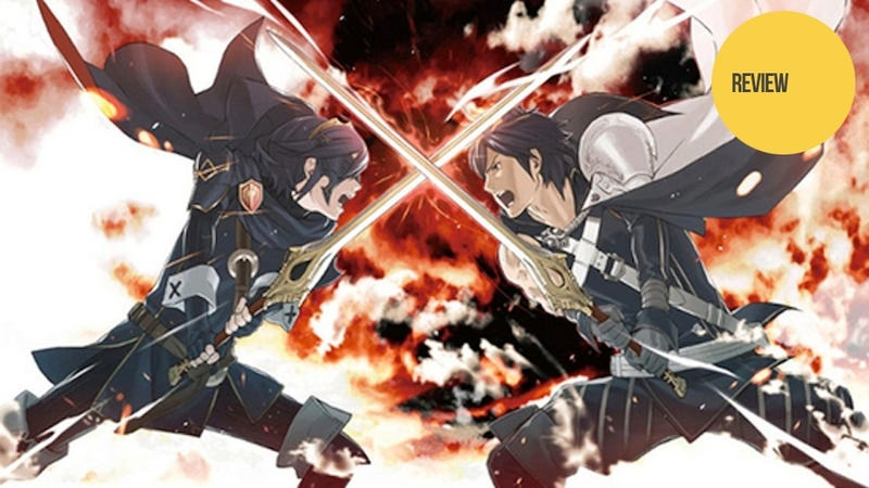 fire emblem awakening the kotaku review