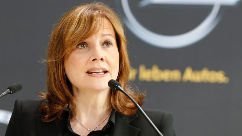 Illustration for article titled Mary Barra: Most Powerful Woman In Business, Gets Paid Less Than A Man