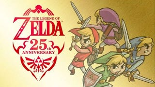 Illustration for article titled Four Swords Anniversary Edition Now Celebrating Zelda's 25th on a DS Near You