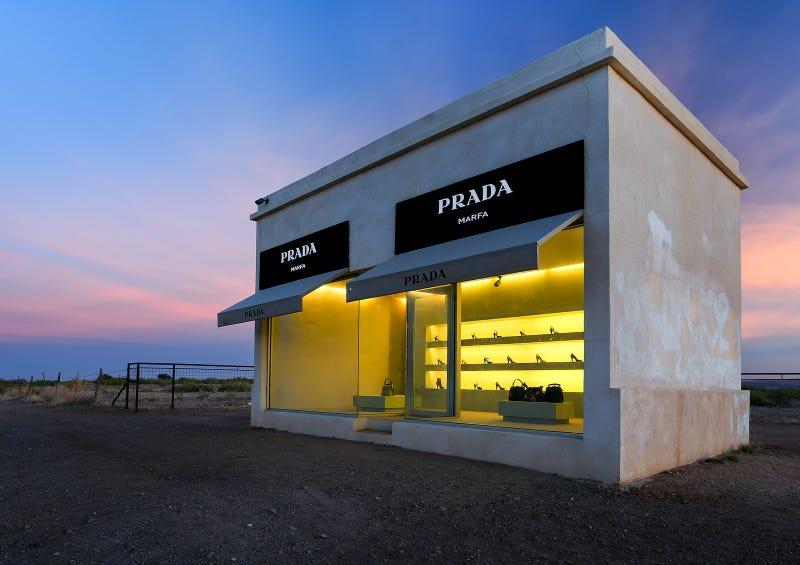 prada marfa may be doomed to demolishment. Black Bedroom Furniture Sets. Home Design Ideas