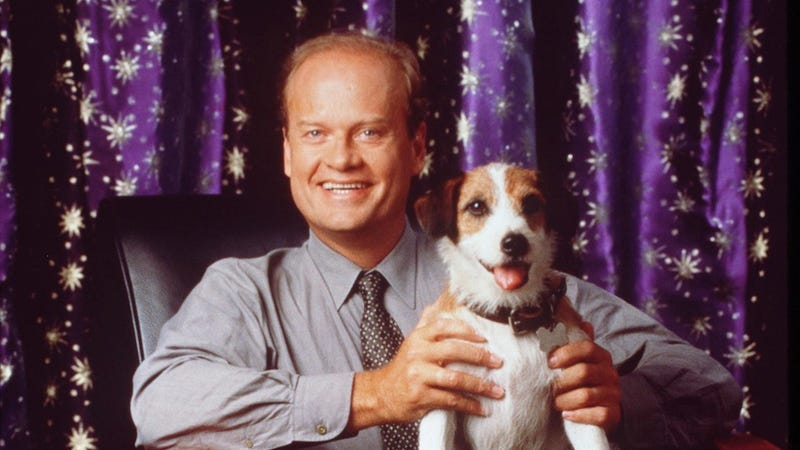 Illustration for article titled Forgotten Celebrity Memoirs: It's 1995 and Kelsey Grammer Is a Monster
