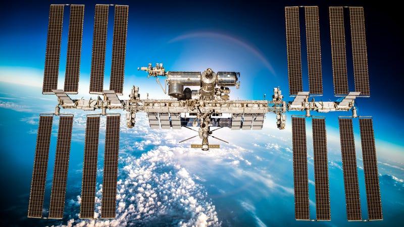 Illustration for article titled La NASA quiere abandonar la ISS en diez años y que el sector privado ocupe su órbita