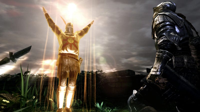 Illustration for article titled Will You Forgive Dark Souls' Developers? Please?