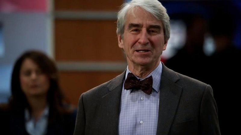 Illustration for article titled Sam Waterston to play Martin Sheen's lover in Netflix series