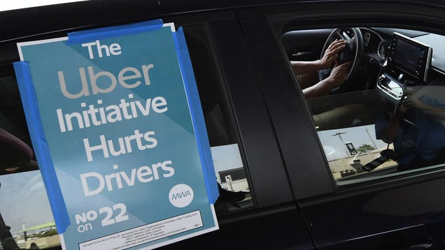 Uber and Lyft Will Have to Pay Minimum Wage in Seattle
