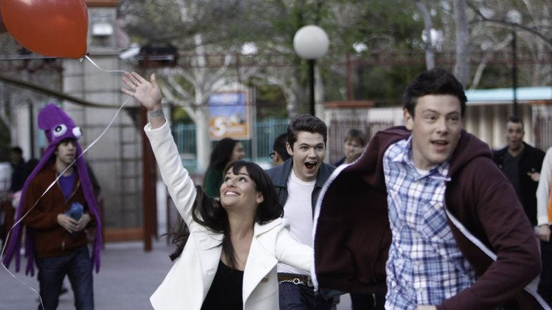 "Illustration for article titled Glee: ""Big Brother"""