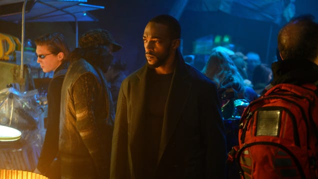 Extreme wealth is inhumane in the second season of Altered Carbon