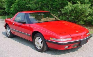Illustration for article titled Short-Lived GM Car of the Day: Buick Reatta