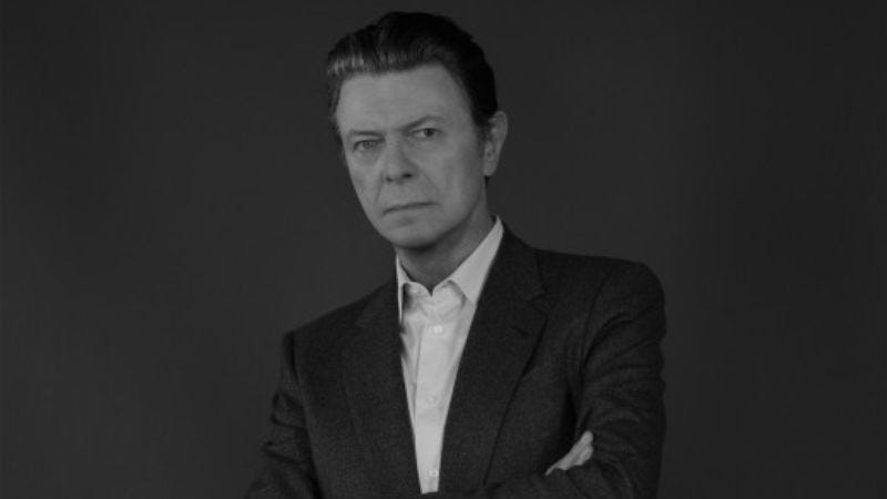 Illustration for article titled David Bowie goes noir with the intoxicating Blackstar