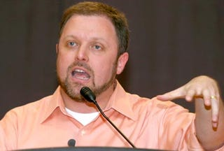 Writer and educator Tim Wise