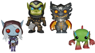 Illustration for article titled Funko's new Warcraft toys include the cutest Lil' Earth-Shatterer