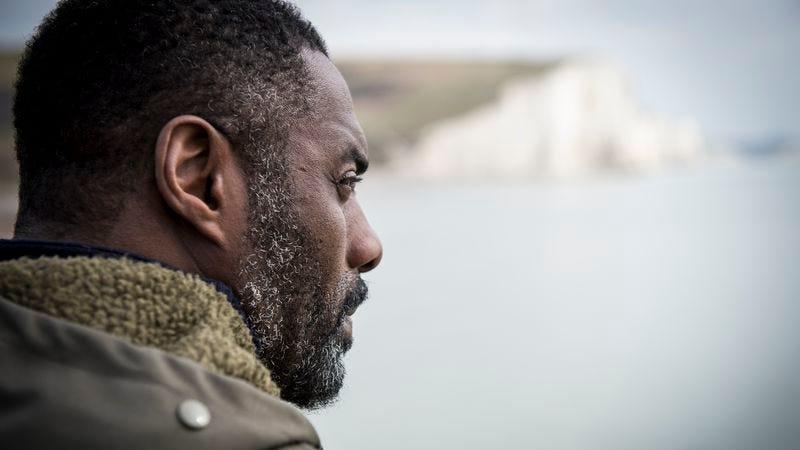 DCI John Luther (Idris Elba) (BBC)
