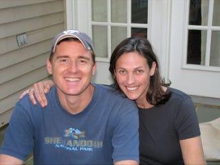 Scott Fricker and Buckley Kuhn-Fricker (Buckley Kuhn-Fricker via Facebook)