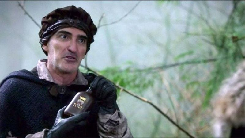 Patrick Fischler in Once Upon A Time
