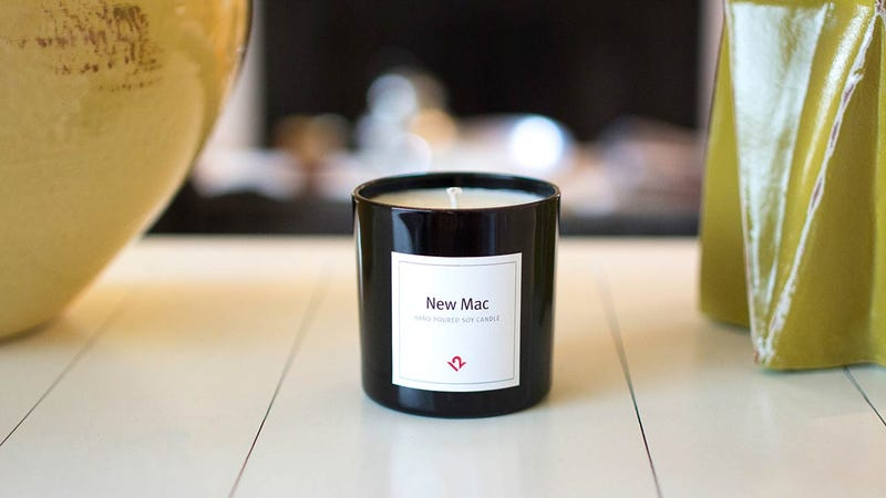 'Newly Opened' Mac-Scented Aromatherapy Candles Are An Actual Thing
