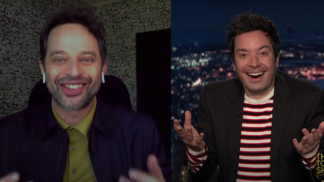 Nick Kroll got some helpful direction from Harry Styles on popping the question