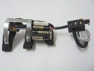 Illustration for article titled DIY: 330 Watt Iron Man Repulsor Beam Blaster Gallery