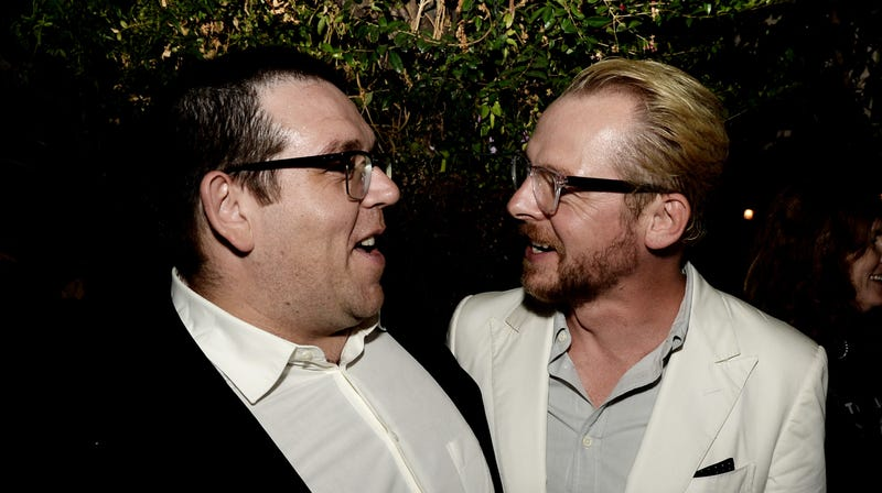 Illustration for article titled Simon Pegg and Nick Frost to bust ghosts/crack jokes for Amazon's Truth Seekers