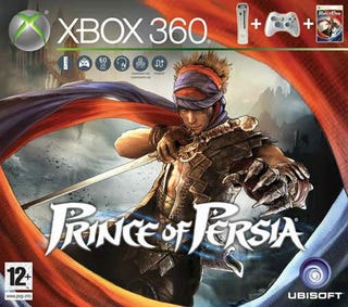 Illustration for article titled Europe's Prince Of Persia 360 Bundle