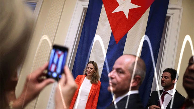 State Dept. : 21 American Diplomats Affected by Cuban Sonic Attacks