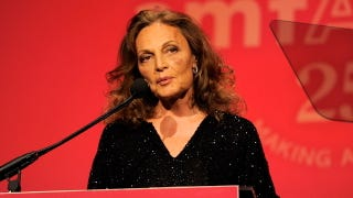 Illustration for article titled DVF Apologizes For Having An Underaged Model In Her Show
