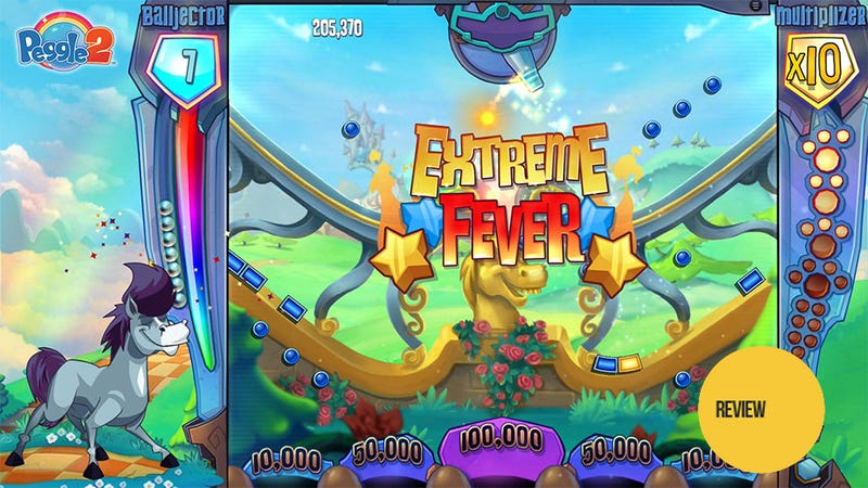 Illustration for article titled Peggle 2: The Kotaku Review