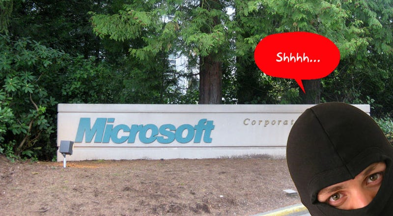 Illustration for article titled Former Employee Responds to Microsoft Spying Allegations