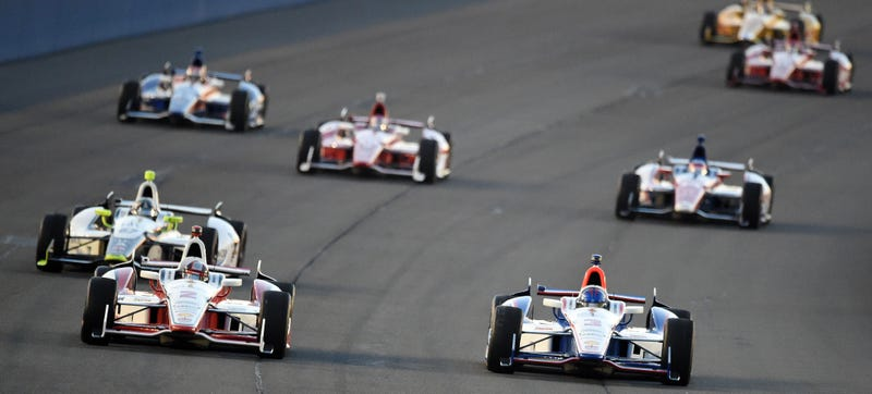 Illustration for article titled IndyCar Won't Be Racing Anywhere On March 8