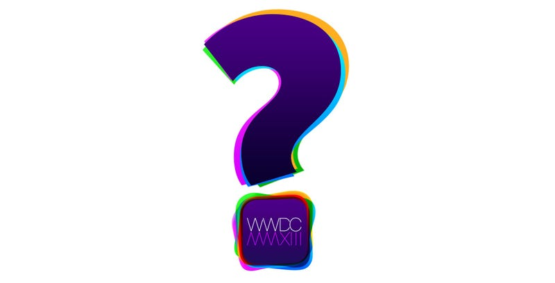 Illustration for article titled What WWDC Announcements Would Warm The Cockles Of Your Heart?